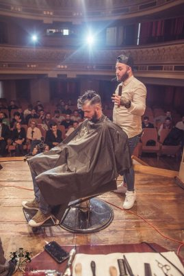 Dear Barber - oct 2016