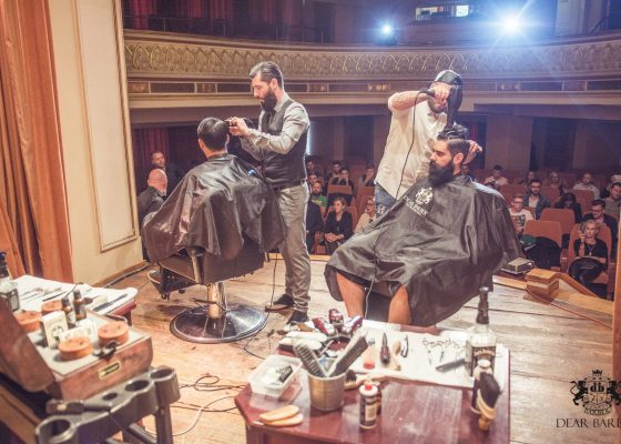 Dear Barber on Stage octombrie 2016